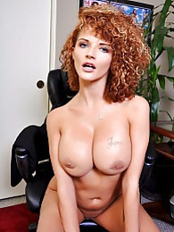 Joslyn James Slut Secretary Pics pictures at lingerie-mania.com