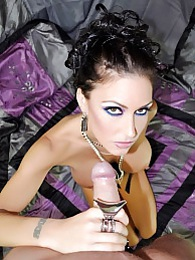 Jessica Jaymes Purple Haze Pics pictures at adipics.com