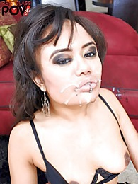 Annie Cruz Fat Facial Pics pictures at lingerie-mania.com
