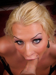 Sadie Swede Sloppy BJ Pics - Canadian hottie Sadie Swede prove to you her amazing oral skills pictures at kilopics.com