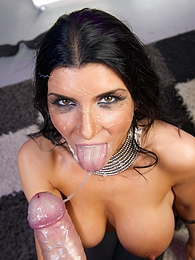 Romi Cum Covered Pics - Sexy pornstar Romi Rain is pretty new pictures at kilogirls.com