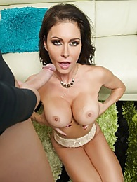 Jessica POV Slut Pic - Jessica Jaymes blowjob pictures at kilomatures.com