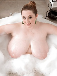 Hot Tub, Huge Ta-tas pictures at adipics.com