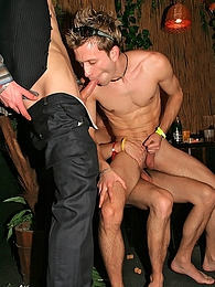 Hotties sharing their stiff dicks with other pretty men pictures at kilosex.com