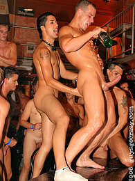 Huge drunken gay cock sucking and ass fuckin group sex party pictures at kilopics.net