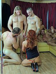 Naughty babes and dudes in wild bisexual sex action together pictures at freekilomovies.com