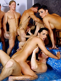 Bisexual hotties pleasuring large cocks and tight cunts pictures at dailyadult.info