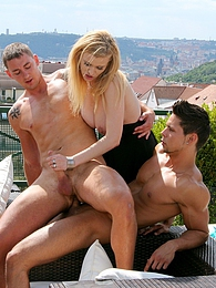 These bisexual men love pussy as much as big hard cocks pictures at freekilomovies.com