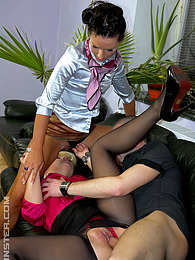 Clothed willing sweethearts drilled by a pecker hardcore pictures at freekilosex.com