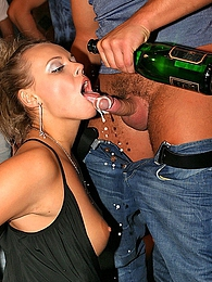 Wild drunk party has tons of hot lesbians licking pussy pictures at dailyadult.info