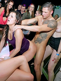 Boozed up horny girls in sex orgy go beyond their limits pictures at lingerie-mania.com