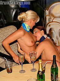 Drunk sweethearts love undressing and fucking hard at a bar pictures at lingerie-mania.com