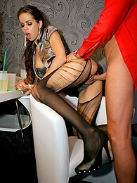 Pretty drunk willing babes banged at a gigantic sex party pictures at relaxxx.net
