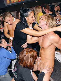 Intoxicated horny babes getting drilled at big filled club pictures at dailyadult.info
