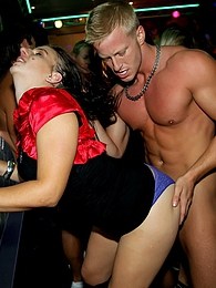 Drunken hot sluts enjoy getting banged at this crazy party pictures at kilopills.com