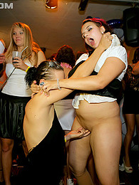 Alcohol drinking sweeties fucked at a sex club hardcore pictures at kilovideos.com