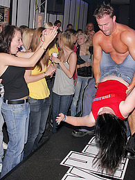 Willing horny clothed drunk girls banged by club hotshots pictures at find-best-mature.com