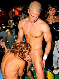 Hot willing chicks love srewing a horny clown at a club pictures at find-best-lesbians.com