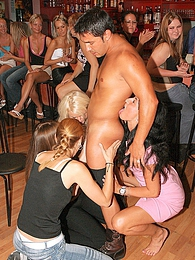 Strippers love shagging very hot female customers hardcore pictures at find-best-ass.com