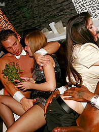 Smoking hot hotties nailed by horny male strippers hard pictures at kilosex.com