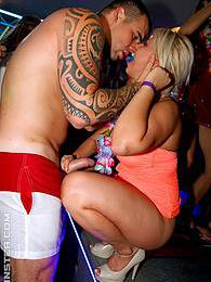 Slutty drunk party chicks get fucked and suck cock at party pictures at find-best-pussy.com