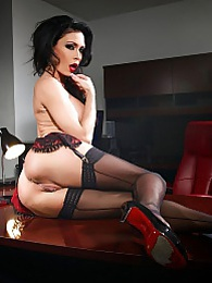 Slut Office Pics - Jessica Jaymes is one of the top pornstars pictures at lingerie-mania.com