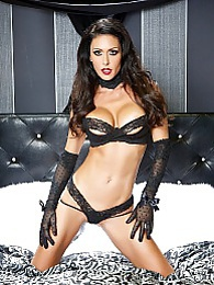 Jessica Upper Glam Pics - Jessica Jaymes is hot pictures at lingerie-mania.com