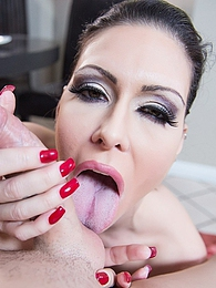 Jessica Jaymes Banana Split Pics - she jerk you off and she titty fuck pictures at very-sexy.com