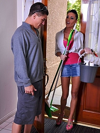 The Rap Producer Pics - Jessica Jaymes and Bruce Venture pictures at lingerie-mania.com