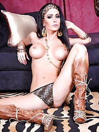 In My Jungle Pics - Jessica Jaymes pictures at find-best-lingerie.com