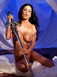 Jessica Fuck my Sword Pics pictures at kilosex.com