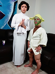 Yoda Footjob P - Daisy haze is one of the hottest chicks in the porn game pictures at freekilomovies.com