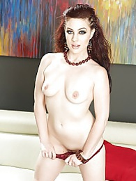 Jessica Ryan Pornstar Love P - she plays with her tight wet pussy and nice titties pictures at freekilosex.com
