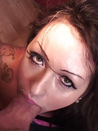 Ely Pink Loves Two Cocks P - She wanted more cock pics
