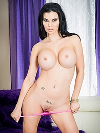 Jasmine Jae Tease You P - Her huge tits and her pick wet pussy are just a little taste pictures