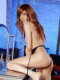Naughty Ryder playing with herself pictures at freekilosex.com