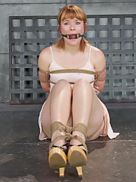 Little Miss Claire Robbins Loves it Rough pictures at dailyadult.info