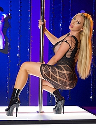 Solo Nikki Benz pictures at kilogirls.com
