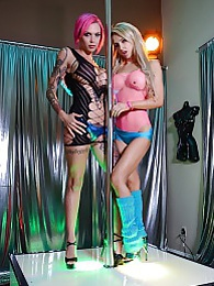 Anna Bell Alix Stripper Virtual Pic - they used toys on those sweet pussies pics