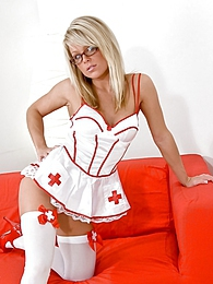 Nurse Madden Wants To Make You Feel Better pictures at kilogirls.com