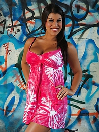 Briana Lee Online Graffiti pictures at adspics.com