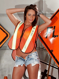 Workers Ahead pictures at find-best-tits.com