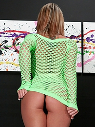 Green Mesh pictures at adspics.com