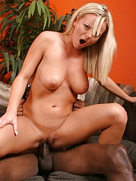 Bree Olsen sucks and fucks black dick pictures at lingerie-mania.com