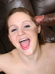Cute white girl Faith Star gets her ass and pussy fucked thanks to some amazing interracial sex pictures at freekilosex.com