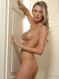 Horny drunken blonde touching her lovely pussy pictures at dailyadult.info