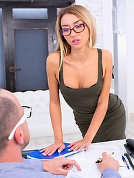 Hot Geeky Teen Katrin Tequila becomes an anal addict whore pics