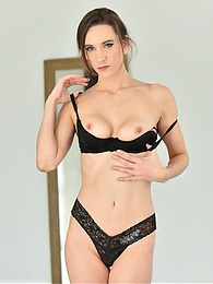 Sexy In Black pictures at lingerie-mania.com