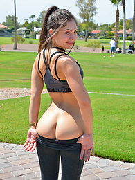 Just Like A Fitness Model pictures at find-best-lesbians.com
