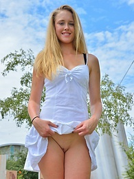 That Cute Blonde pictures at freekilosex.com
